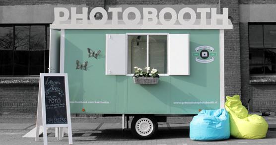 Photobooth, fotohokje huren bij Evenso