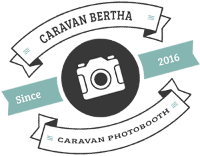 Logo Caravan Photobooth huren